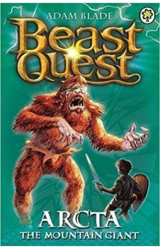 Beast Quest: (Series 1 Book 3) Arcta the Mountain Giant - Paperback