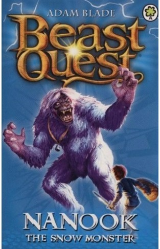 Beast Quest: (Series 1 Book 5) Nanook the Snow Monster - Paperback