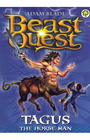 Beast Quest: (Series 1 Book4) Tagus the Horse-Man - Paperback