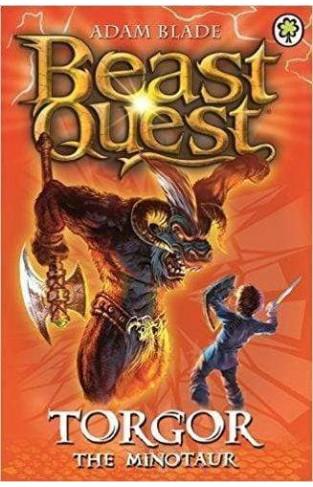 Beast Quest: (Series 3 Book 1) Torgor the Minotaur - (PB)