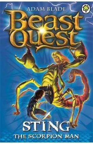 Beast Quest: (Series 3 Book 6) Sting the Scorpion Man - (PB)