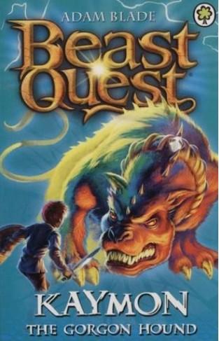 Beast Quest: (Series 3 Book4) Kaymon the Gorgon Hound - (PB)