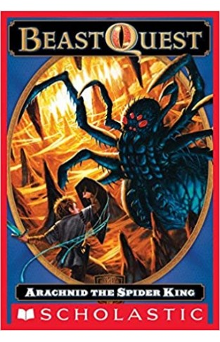 Beast Quest: Arachnid the King of Spiders - Paperback