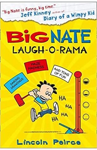 Big Nate: Laugh-O-Rama - Paperback