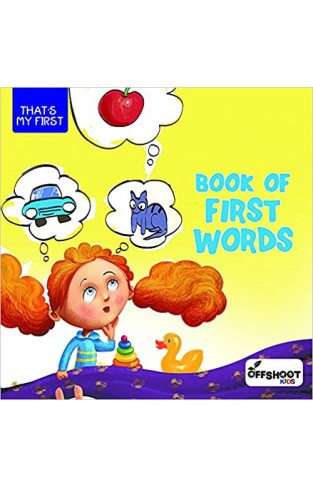 Book of First Words - Paperback