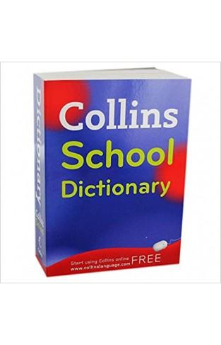 Collins Compact School Dictionary - (PB)