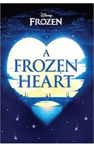 Disney Frozen a Frozen Heart - Paperback