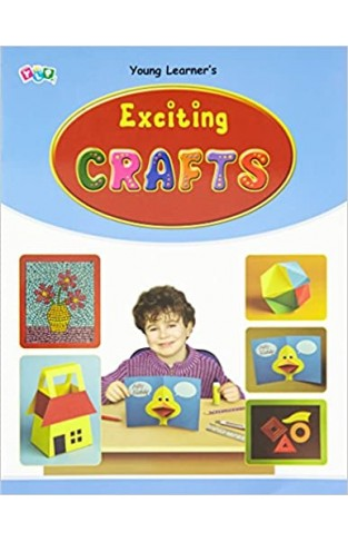 Exciting Crafts - Paperback