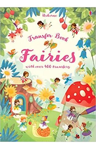 Fairies Transfer Book - Paperback