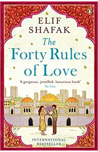 Forty Rules Of Love - (PB)
