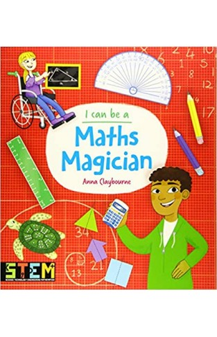 I Can Be a Maths Magician - Paperback