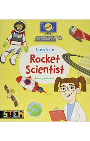 I Can Be a Rocket Scientist - Paperback