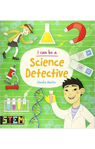 I Can Be a Science Detective - Paperback
