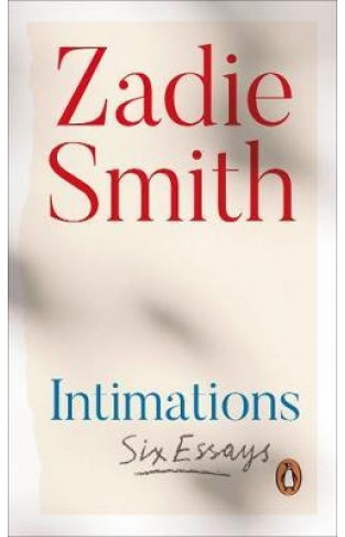 Intimations : Six Essays - Paperback