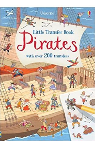 Little Transfer Book Pirates - Paperback