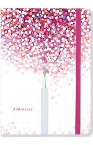Lollipop Tree Address Book - Hardcover