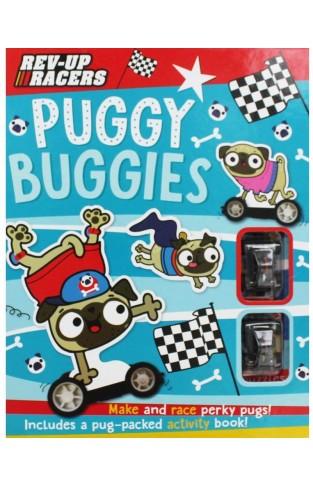 Make Believe Ideas Puggy Buggies Rev-Up Racerss