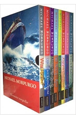Michael Morpurgo Collection Childrens 8 Books Set Boxed - (BOX)