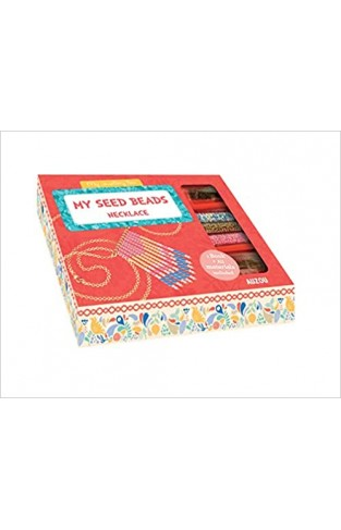 My Beautiful Seed Beads - Paperback