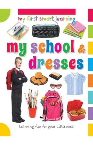My First Smart Learning My School & Dresses