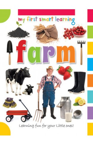 My First Smart Learning: Farm