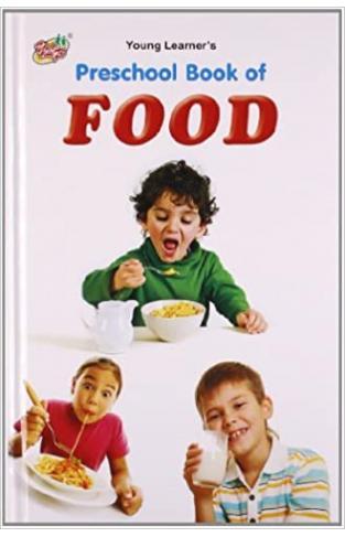 Preschool Book Of Food - Hardcover