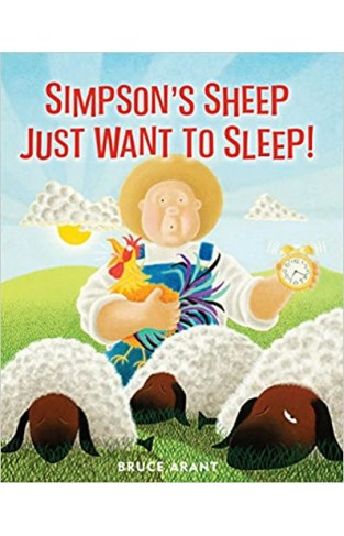 Simpson's Sheep Just Want to Sleep - Hardcover
