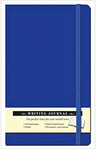 Solid Navy Journal - Hardcover