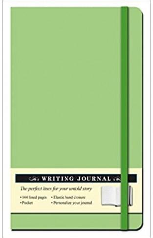 Solid Sage Journal - Hardcover