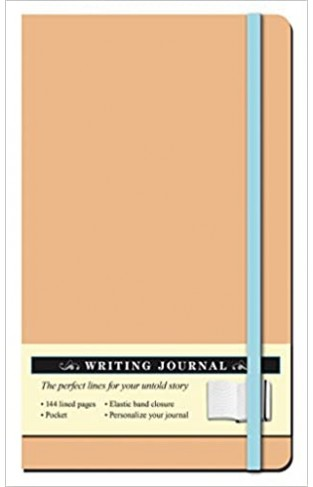 Solid Tan Journal - Hardcover
