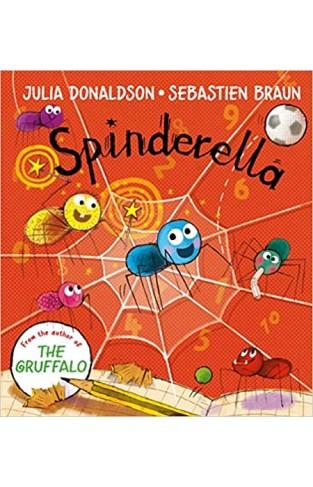 Spinderella - Board book