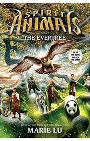 Spirit Animals: The Evertree - Hardcover