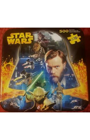 Star Wars 500 Piece Darth Vader