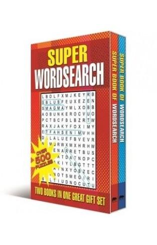 Super Wordsearch Box Set : 2 book box set - (PB)