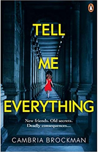 Tell Me Everything - Paperback