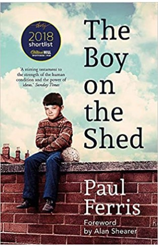 The Boy on the Shed - Paperback