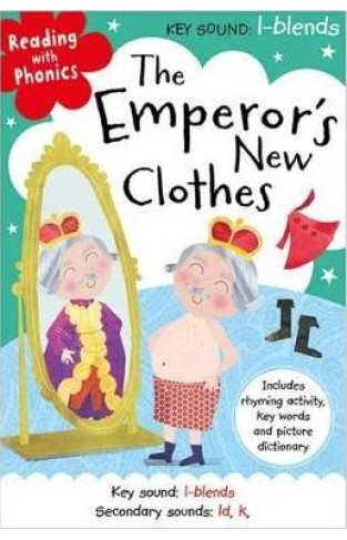 The Emporer's New Clothes (Reading with Phonics) - Hardcover