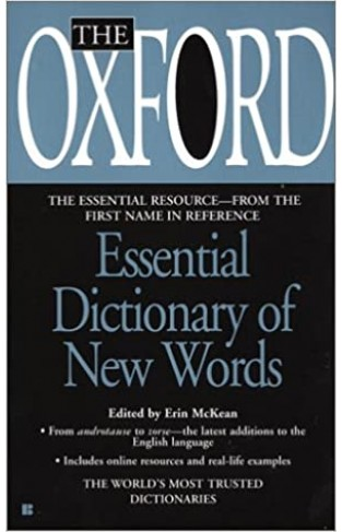 The Oxford Essential Dictionary of New Words - Mass Market Paperback