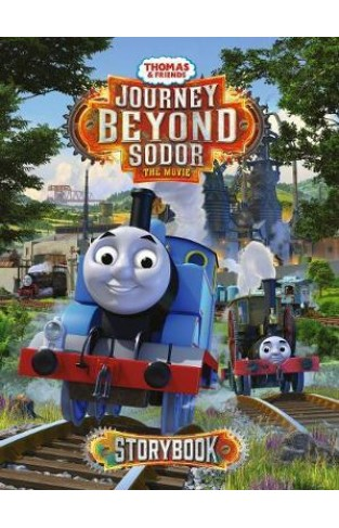 Thomas and Friends: Journey Beyond Sodor Movie Storybook - Paperback
