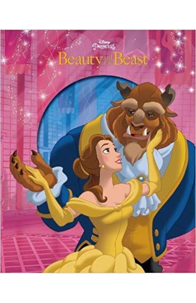 Disney Princess Beauty and the Beast (Little Treasures) -