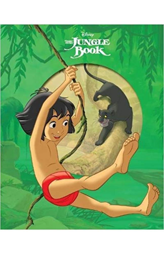 Disney The Jungle Book : Forever Favorites - Hardcover