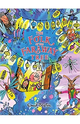 The Folk of the Faraway Tree Gift Edition (The Magic Faraway Tree)  - (HB)
