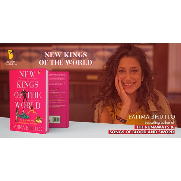 In Conversation with Fatima Bhutto