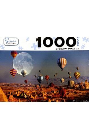 BMS Brands Cappadocia Turkey 1000 Piece Jigsaw Puzzle