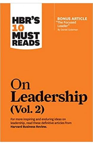 HBR's 10 Must Reads on Leadership, Vol. 2