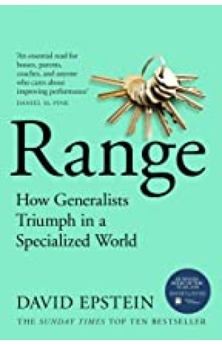 Range: How Generalists Triumph in a Specialized World Paperback - Paperback