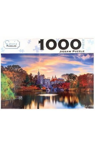 Scenic 1000 Pce Puzzles - Central Park, USA