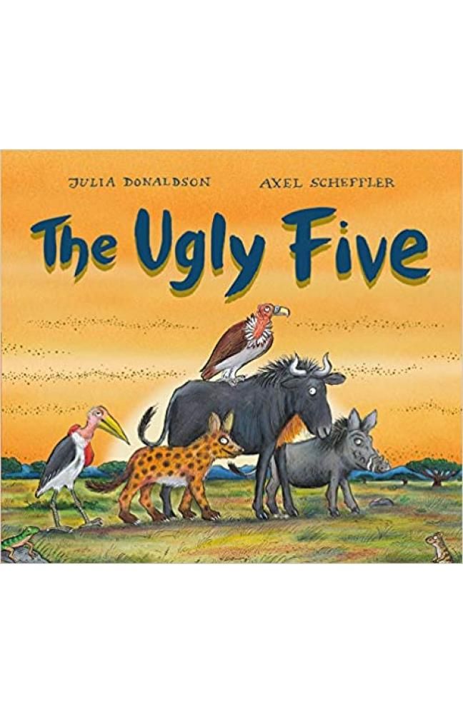 The Ugly Five (Gift Edition BB) Board book