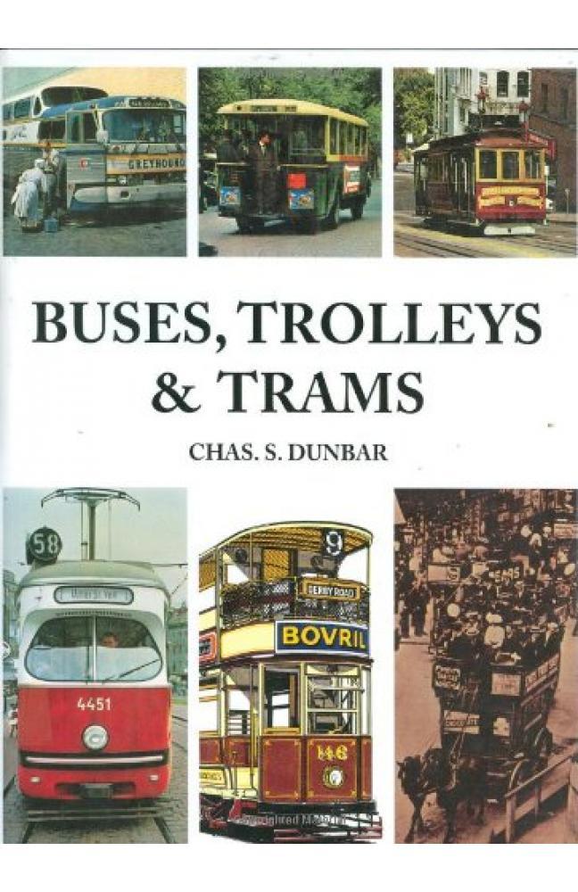 Buses, Trolleys and Trams
