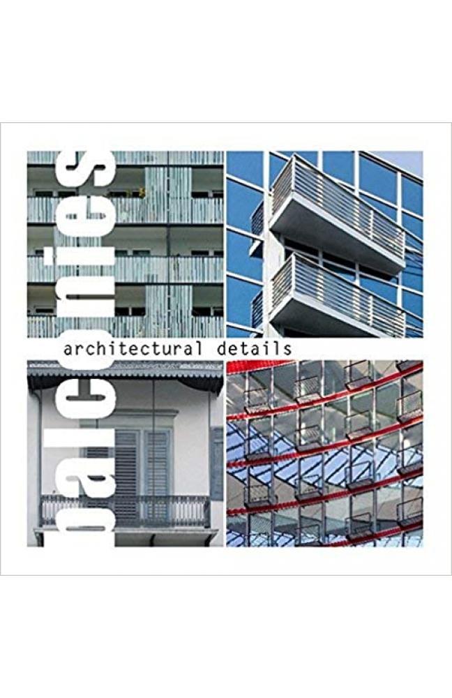 Balconies by Hattstein, Markus ( Author )